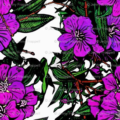 lassiandra Print for Scarf (c)indigodaze2012