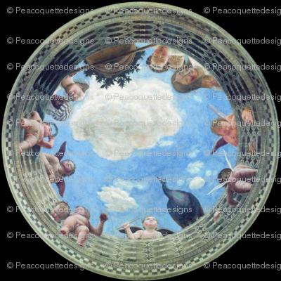 Andrea Mantegna Camera degli Sposi