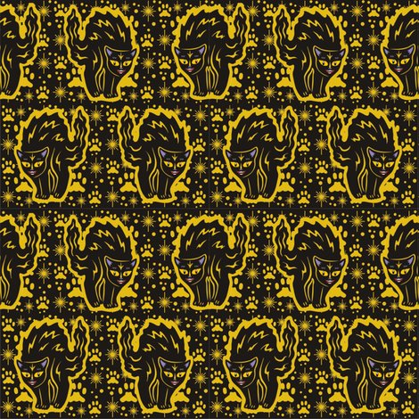 Rrblack_cat_in_marigold_with_starbursts___pawprints_shop_preview