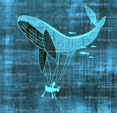 Flight whaling