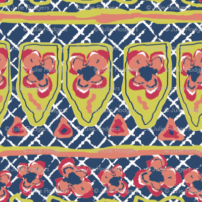Matisse fabric-Nasher