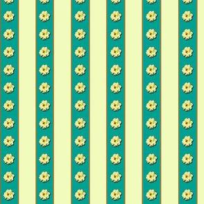 Dahlia Stripe