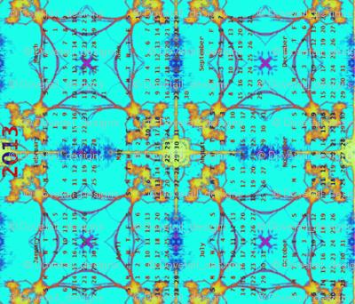 2013 Calendar - Flowe Power 2