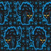 Rrblack_cat_in_blueberry_blue_with_starbursts___pawprints_shop_thumb