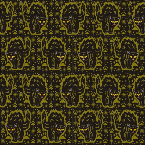 Rrblack_cat_in_olive_with_starbursts___pawprints_shop_preview