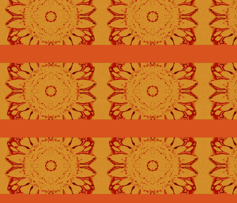 Sunset chic box fabric by nascustomwallcoverings on Spoonflower - custom fabric
