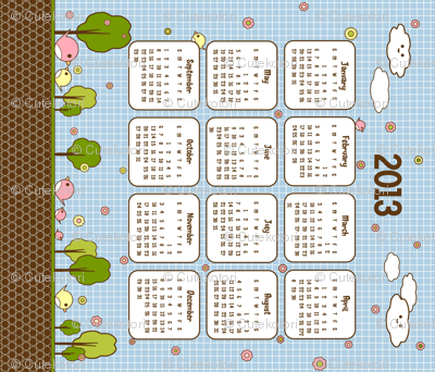 2013_kotori_calendar
