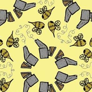 Smoke 'em Bees