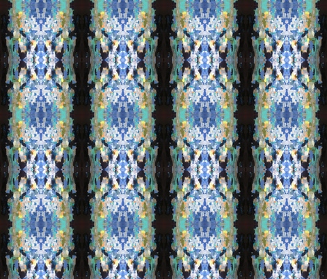 Tulum fabric by jennyvorwaller on Spoonflower - custom fabric