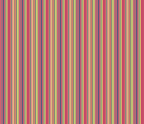 matisse stripe fabric by mojiarts on Spoonflower - custom fabric