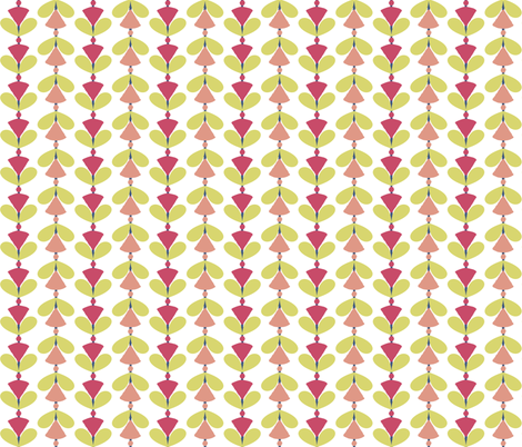 matisse herringbone fabric by mojiarts on Spoonflower - custom fabric