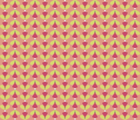 matisse herringbone 7 fabric by mojiarts on Spoonflower - custom fabric