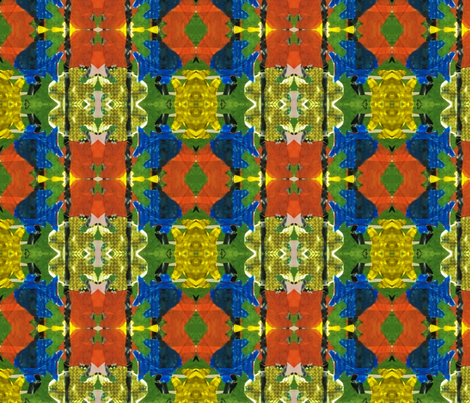 Indian Motif (Spinning Arrow) fabric by artscape on Spoonflower - custom fabric
