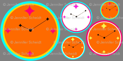 Clocks in GreyOrange