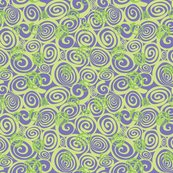 Rspiral_repeat_lime_on_purple_shop_thumb