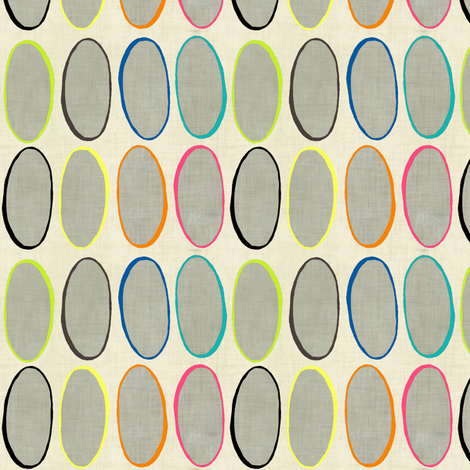 Loolu in Reverse fabric by lisabarbero on Spoonflower - custom fabric