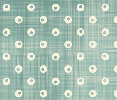 abstract polka dot pattern fabric by anastasiia-ku on Spoonflower - custom fabric