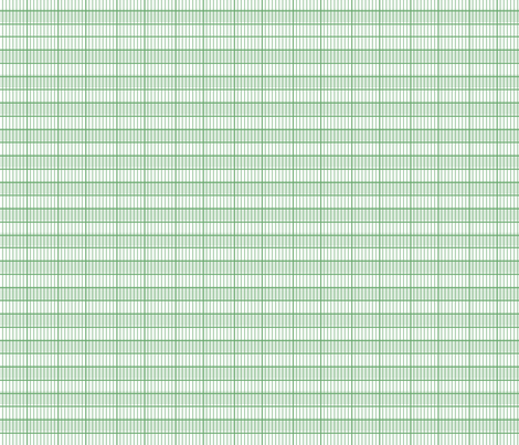 Green Graph Paper fabric by anda on Spoonflower - custom fabric