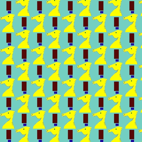 Knights fabric by boris_thumbkin on Spoonflower - custom fabric