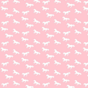 Unicorn Stampede in Pink