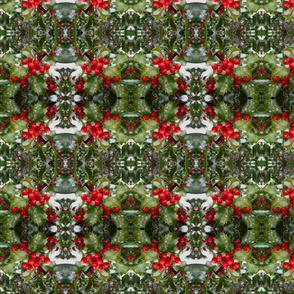 Festive Holly 2606
