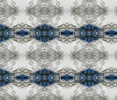 Snow Patterns_0974 fabric by falcon11 on Spoonflower - custom fabric