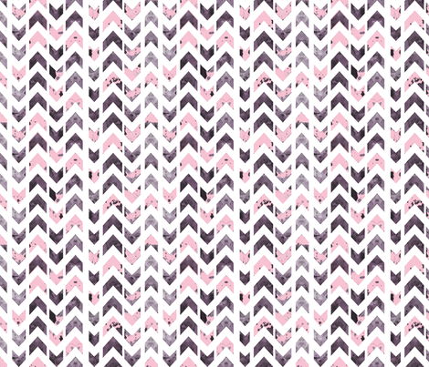 chevron_arrows fabric by katarina on Spoonflower - custom fabric
