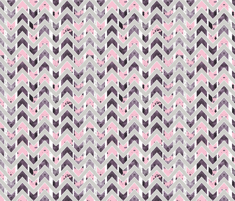 chevron arrows fabric by katarina on Spoonflower - custom fabric