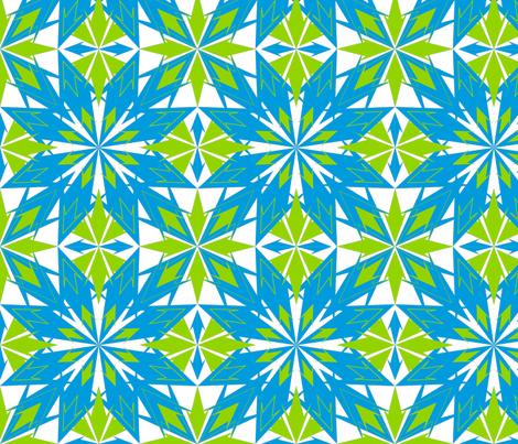 Divergonalist™ fabric by titaniumpineapple on Spoonflower - custom fabric