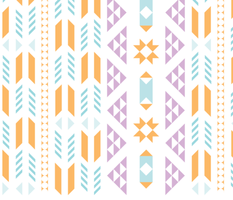 akhaskett_waikiki fabric by ak_haskett on Spoonflower - custom fabric