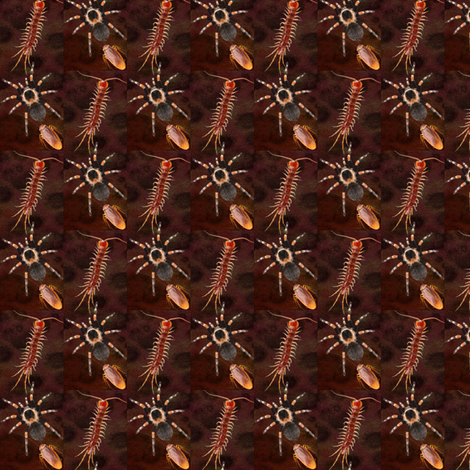 Buggy fabric by marchhare on Spoonflower - custom fabric