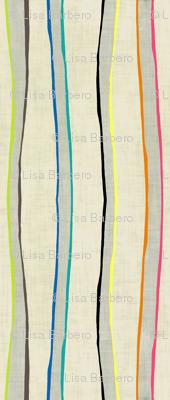 Loolu Stripe in Reverse