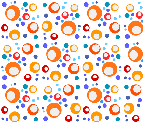 circles_EQ6_1023_1000dpi fabric by colorfulartgirl on Spoonflower - custom fabric