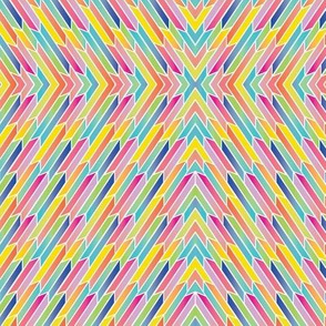 Endless Op Art Arrows