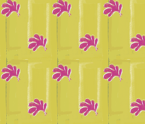 Matisse Scatter fabric by wiccked on Spoonflower - custom fabric