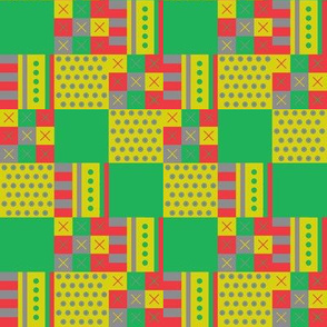 Cheater Patchwork - Utility Brights-ch