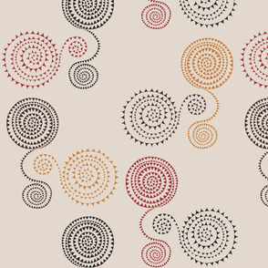 Arrowy Spirals