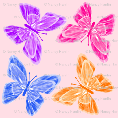 Colorful Butterflys