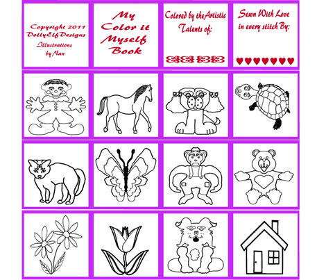 1524187_rrrDollyElfDesigns_ColoringBook-revised-redC20023 fabric by grannynan on Spoonflower - custom fabric