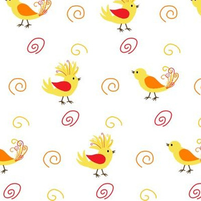 Yellow Bird, Yellow Bird