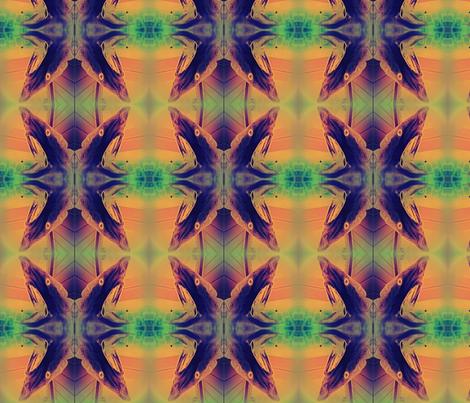 SHARK ATTACK fabric by dibbdibb on Spoonflower - custom fabric
