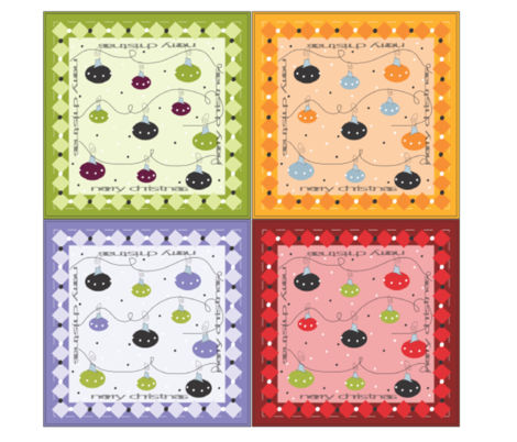 napkins fabric by cbronsky on Spoonflower - custom fabric