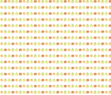 gourds fabric by cornmama on Spoonflower - custom fabric
