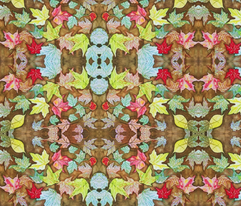 Autumn Fest fabric by artscape on Spoonflower - custom fabric