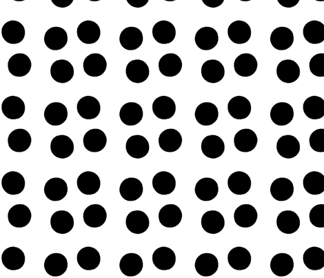 Copijn Black & White fabric by stoflab on Spoonflower - custom fabric