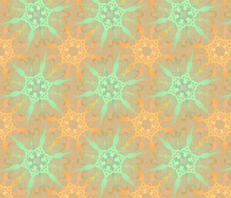 woman_on_fire2013 fabric by glimmericks on Spoonflower - custom fabric
