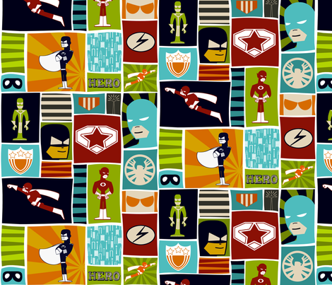 set1 fabric by natitys on Spoonflower - custom fabric