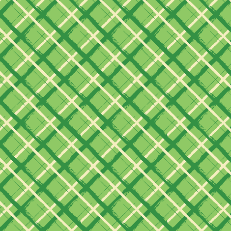 Harvest Diamonds fabric by jjtrends on Spoonflower - custom fabric
