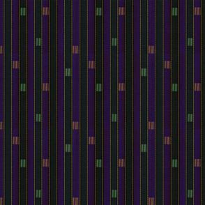 rainbow weave midnight