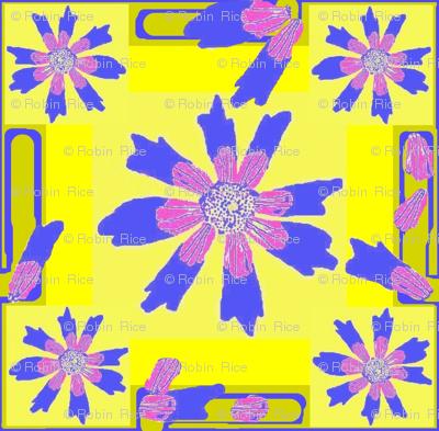 Flower Square Dance